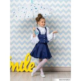Купить костюм для девочек (блузка, юбка, жилет) Charmante PRGt061612A