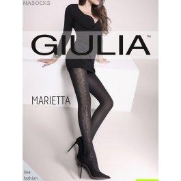 Колготки фантазийные 60 den Giulia MARIETTA 07