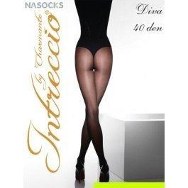 Распродажа колготки женские классические INTRECCIO  40 DEN DIVA 40