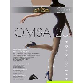 Колготки женские компрессионные OMSA 20 XL