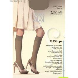 Гольфы SiSi MISS 40 (2 п.)