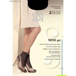 Носки женские SiSi MISS 40 (2 п.)