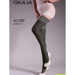 Чулки Giulia ALLURE 15 чулки