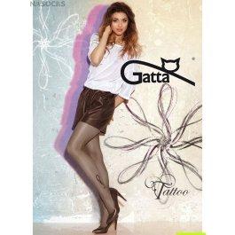 Колготки фантазийные с имитацией татуировки Gatta TATOO 23