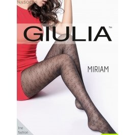Колготки фантазийные Giulia MIRIAM 02