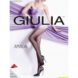 Колготки фантазийные Giulia AMALIA 01