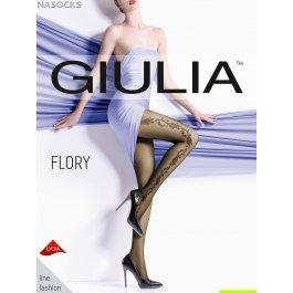 Колготки фантазийные Giulia FLORY 12