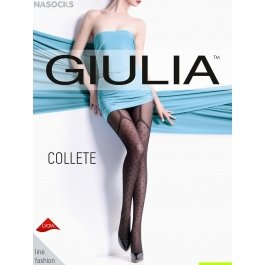 Колготки фантазийные Giulia COLETTE 01