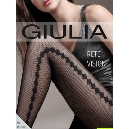 Колготки фантазийные Giulia RETE VISION 02