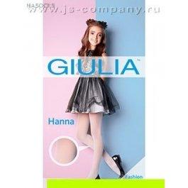 Колготки детские полупрозрачные Giulia HANNA 01