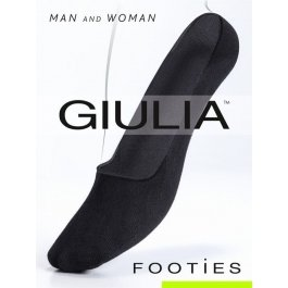 Подследники женские  Giulia FOOTIES