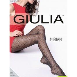 Колготки фантазийные Giulia MIRIAM 01