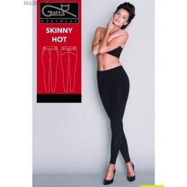 Распродажа Леггинсы-брюки бесшовные, приподнимают ягодицы за счет эффекта push-up Gatta Spodnie Skinny Hot