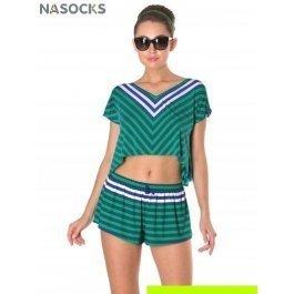 Купить Комплект пляжный женский топ+шорты Charmante WF/WH 271707