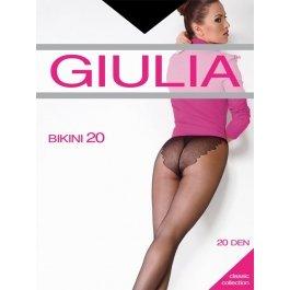 Купить Распродажа колготки женские с ажурными трусиками-бикини Giulia Bikini 20 den