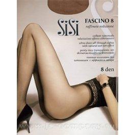 Купить Распродажа колготки женские ультра-тонкие Sisi Fascino 8 den