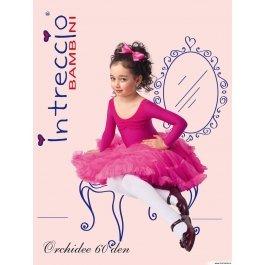 Распродажа колготки Charmante ORCHIDEE 60 для девочек с рисунком