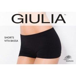 Распродажа шортики бесшовные женские, с заниженной талией Giulia SHORTS VITA BASSA