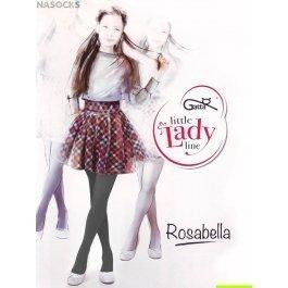 Распродажа колготки детские непрозрачные однотонные Gatta Rosabella 60 den