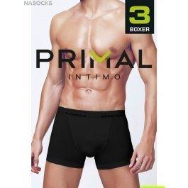 Распродажа трусы-боксеры Primal PRIMAL B1200 (3 ШТ.) мужские. 3 штуки разного цвета