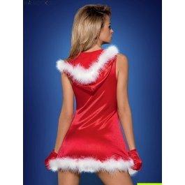 Костюм н/г Obsessive Santa lady dress XXL
