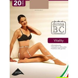 Купить Колготки Donna BC Vitality 20 XXL