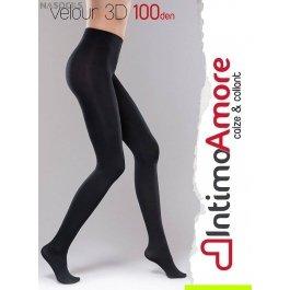 Купить Колготки IntimoAmore CandC Velour 100 3D