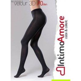 Купить Колготки IntimoAmore CandC Velour 70 3D