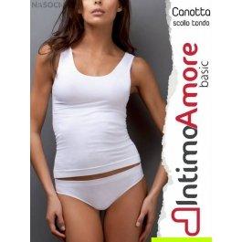 Купить Майка женская IntimoAmore seamless Cannota DCSL-01