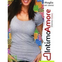 Футболка женская IntimoAmore seamless DMV 05(Maglia 2)