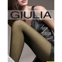 Колготки в мелкую сетку Giulia RETE VISION