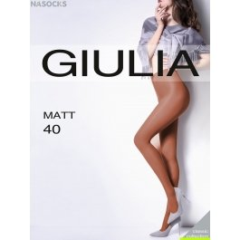Колготки Giulia MATT 40