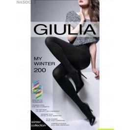 Колготки теплые зимние Giulia MY WINTER 200