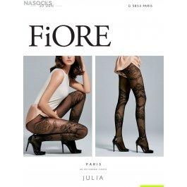 Колготки с орнаментом Fiore PARIS 40 den