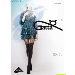 Колготки с имитацией чулок Gatta GIRL UP 26