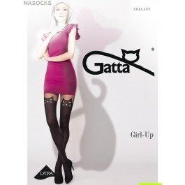 Колготки женские с имитацией ботфорт Gatta GIRL UP CAT