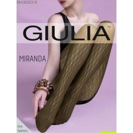 Колготки из микрофибры Giulia MIRANDA 01