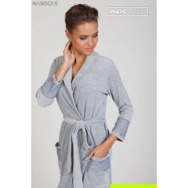 Купить Халат NicClub Comfort 1501 K