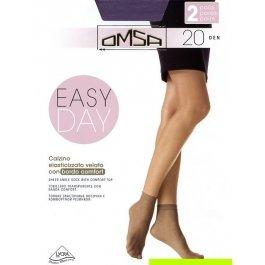 Распродажа носки Omsa EASY DAY 20 (2 П.)