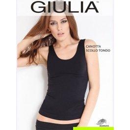 Распродажа майка Giulia CANOTTA SCOLLO TONDO женская