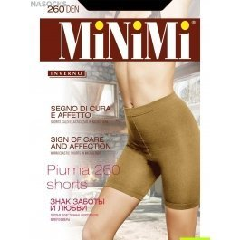 Шорты облегающие из микрофибры Minimi PIUMA 260 ден