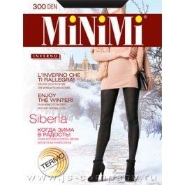 Колготки теплые хлопковые (60%) Minimi SIBERIA 300