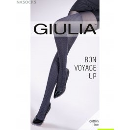 Колготки теплые Giulia BON VOYAGE UP 04