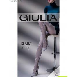 Колготки женские с хлопком Giulia CLARA 03
