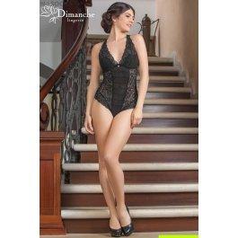 Боди с плотной сшивной чашкой  Vista Dimanche lingerie 4540
