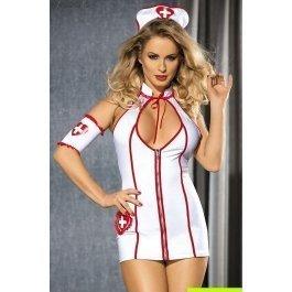 Костюм медсестры (4 предм.) Caprice Modest Nurse