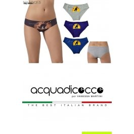 Трусы женские слип Acquadicocco AQ80661(w)