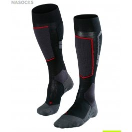 Гольфы лыжные женские SK4 Wool Women Skiing Knee-high Socks Falke 16555