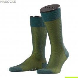 Носки из тончайшей шерсти Fine Shadow Wool Men Socks Falke 13189