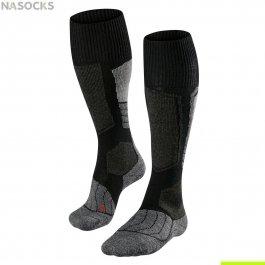 Носки-гольфы спортивные SK1 Men Skiing Knee-high Socks Falke 16506